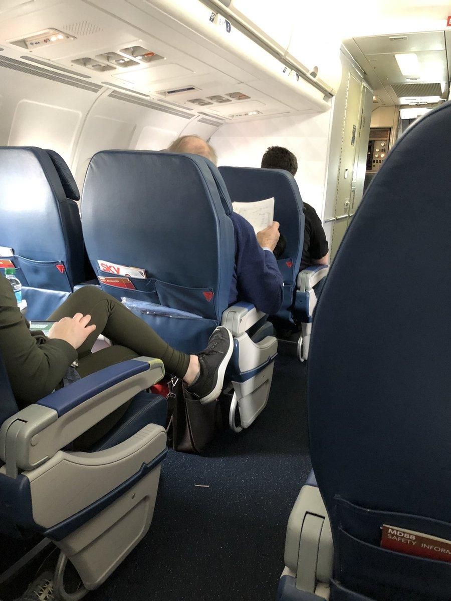 Another great flight in #firstclass with @delta #deltaone #atl #atlanta #Charleston #DL2207