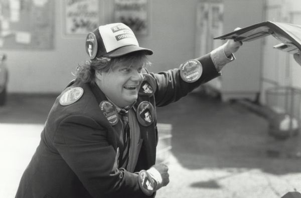 Happy birthday to Chris Farley, who was born in Madison on this day in 1964.