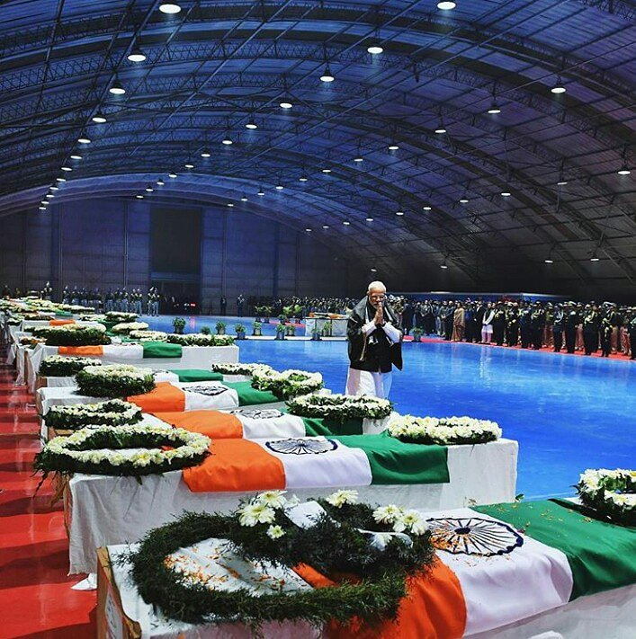Bohot hue reactions now its time for action #PulwanaAttack #PulwamaRevenge #PulwamaTerrorAttack #PulwamaMassacre don't disappoint us 🙏 @narendramodi @PMOIndia @Narendramodi_PM @narendramodi_in @NarendraModi1FC @PmNarenda