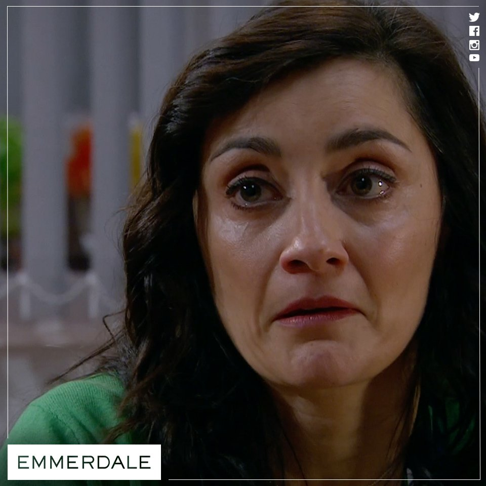 'A relationship has to be based on trust.'  Does Manpreet love Rishi or is he 'convenient'? #Emmerdale
