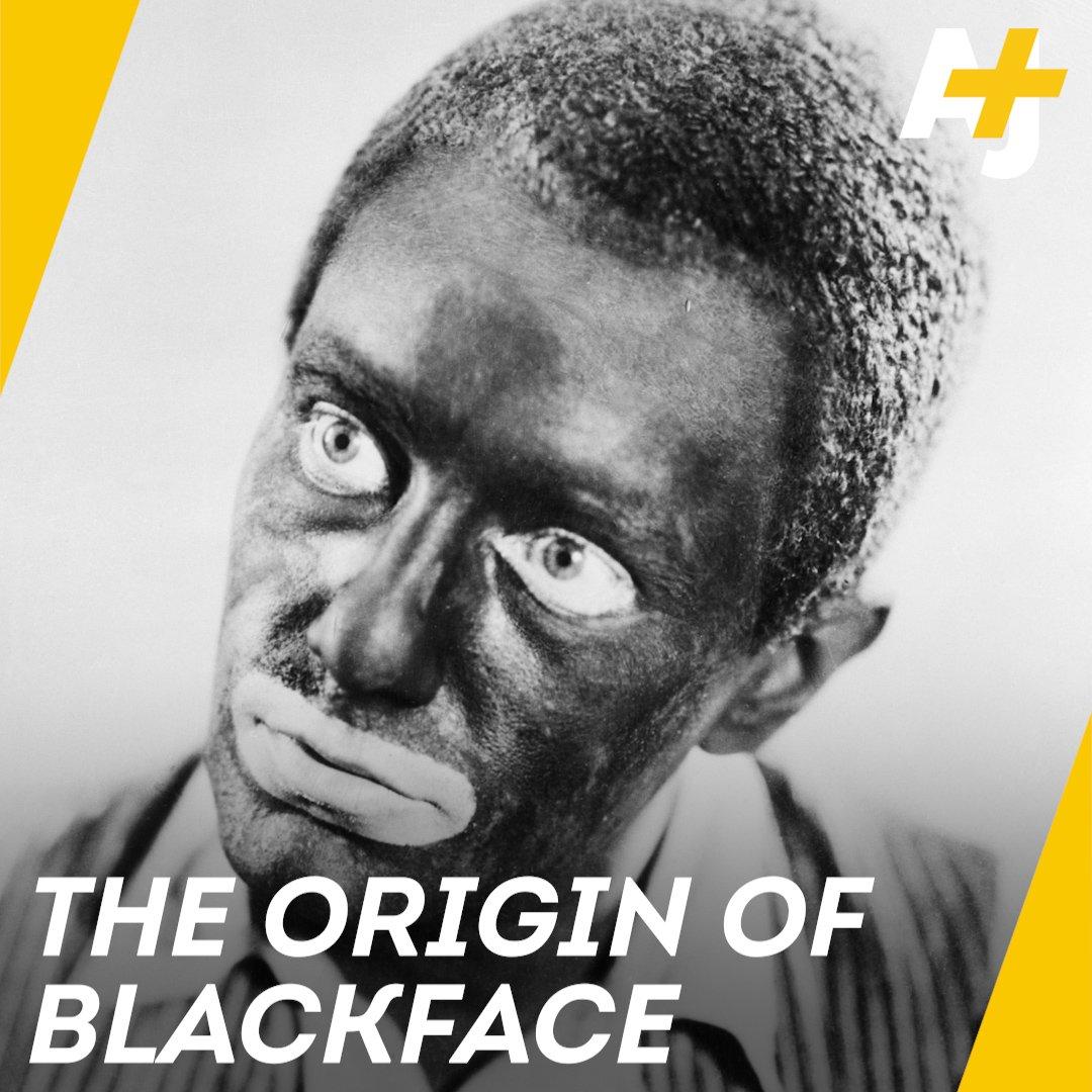 Blackface: An origin story