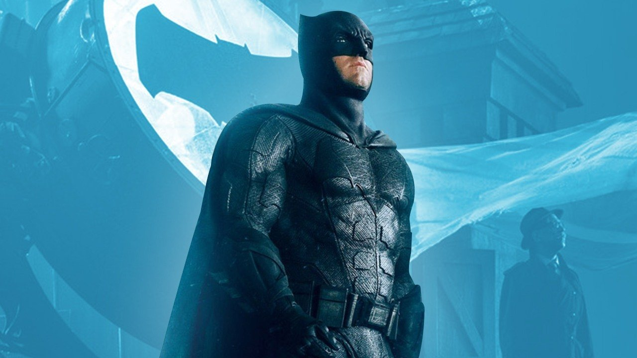 Ben Affleck has confirmed he is no longer playing Batman in the DCEU. https://t.co/chn5BrBa2c https://t.co/y8ITB4s5n7