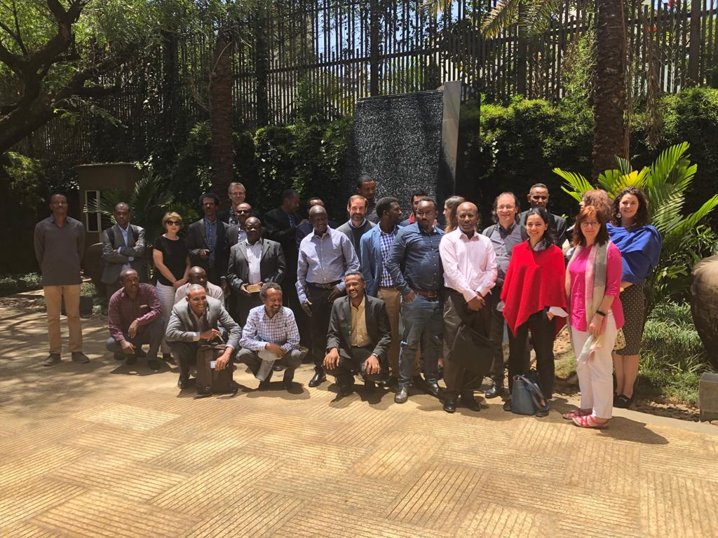 Last week we met with key stakeholders from #Ethiopia, #SouthSudan and #Sudan in Nairobi to discuss the outcomes of KalaCORE visceral #Leishmaniasis control activities in the region in the last 4 years. Thank you for a truly engaged and engaging meeting!  http://bit.ly/KCFeb19