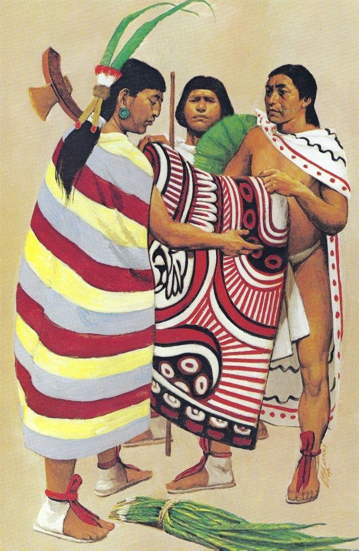 MITO: lo mas valioso de Mesoamérica eran las semillas de cacao. Con ellas se compraba todo lo que uno deseara  REALIDAD: las semillas de cacao eran similares a las monedas de baja denominación actuales. Para comprar bienes de mayor costo se usaban mantas de algodón y polvo de oro