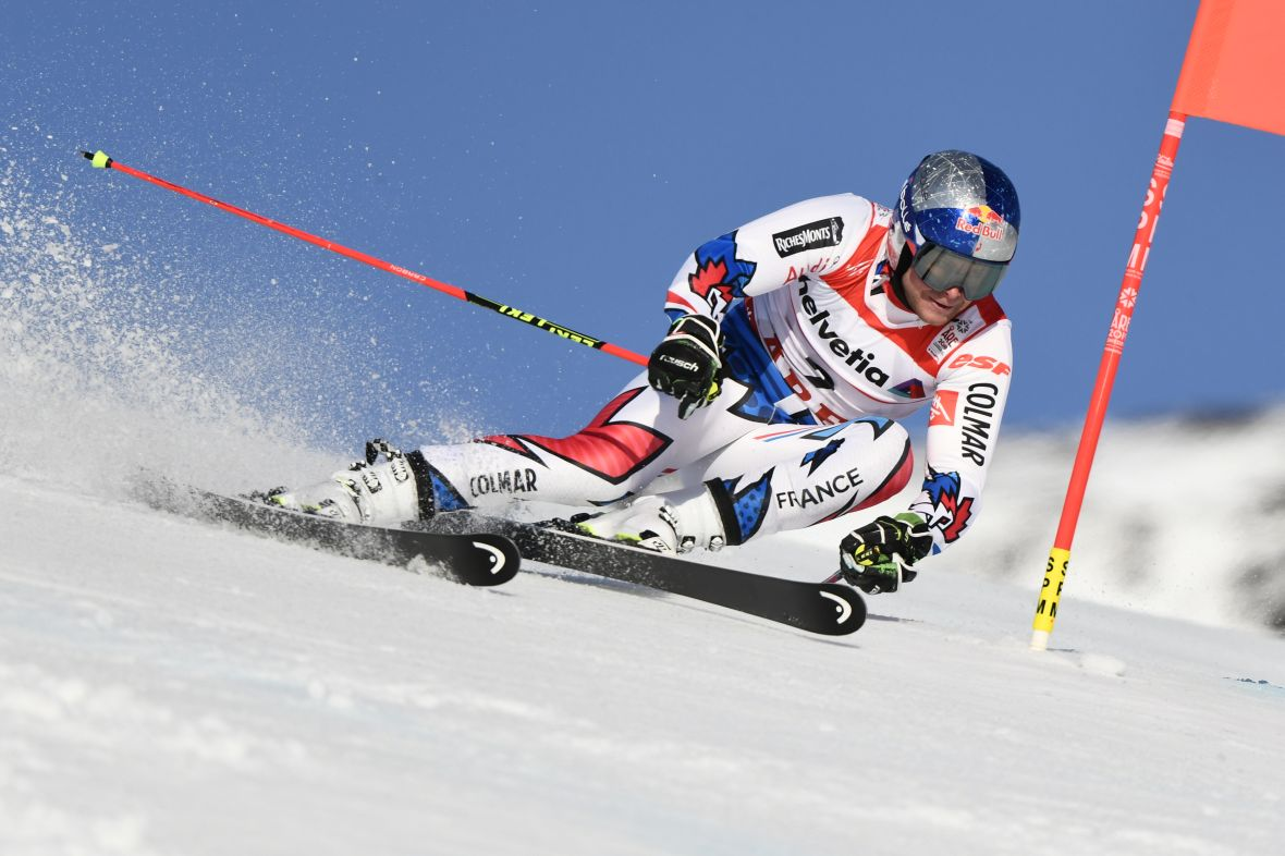 France 3 Alpes's photo on alexis pinturault