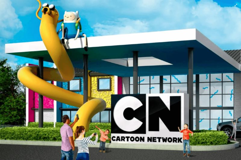 Cartoon-Themed Resort Hotels https://t.co/vdhNzdh5Zg #LifeStages