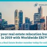 Grow your network through the Worldwide ERC® Community, service opportunities, certifications, and more. Join as a Real Estate Broker member today for only $710! Learn more: https://t.co/KRENYREPlk