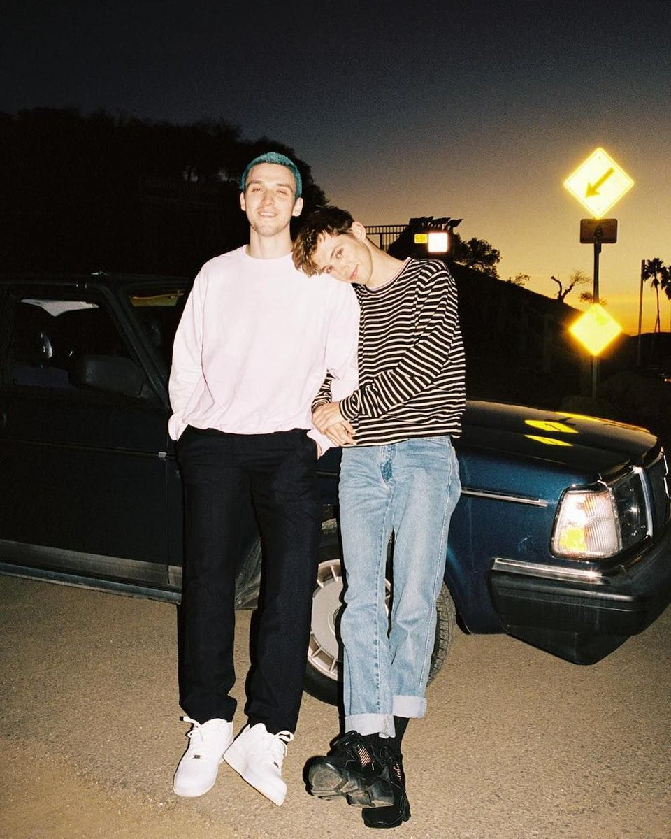 .@lauvsongs and @troyesivan's Music Video For 'I'm So Tired...' Is Finally Out - Take a Look https://t.co/FhLOtK3G1P