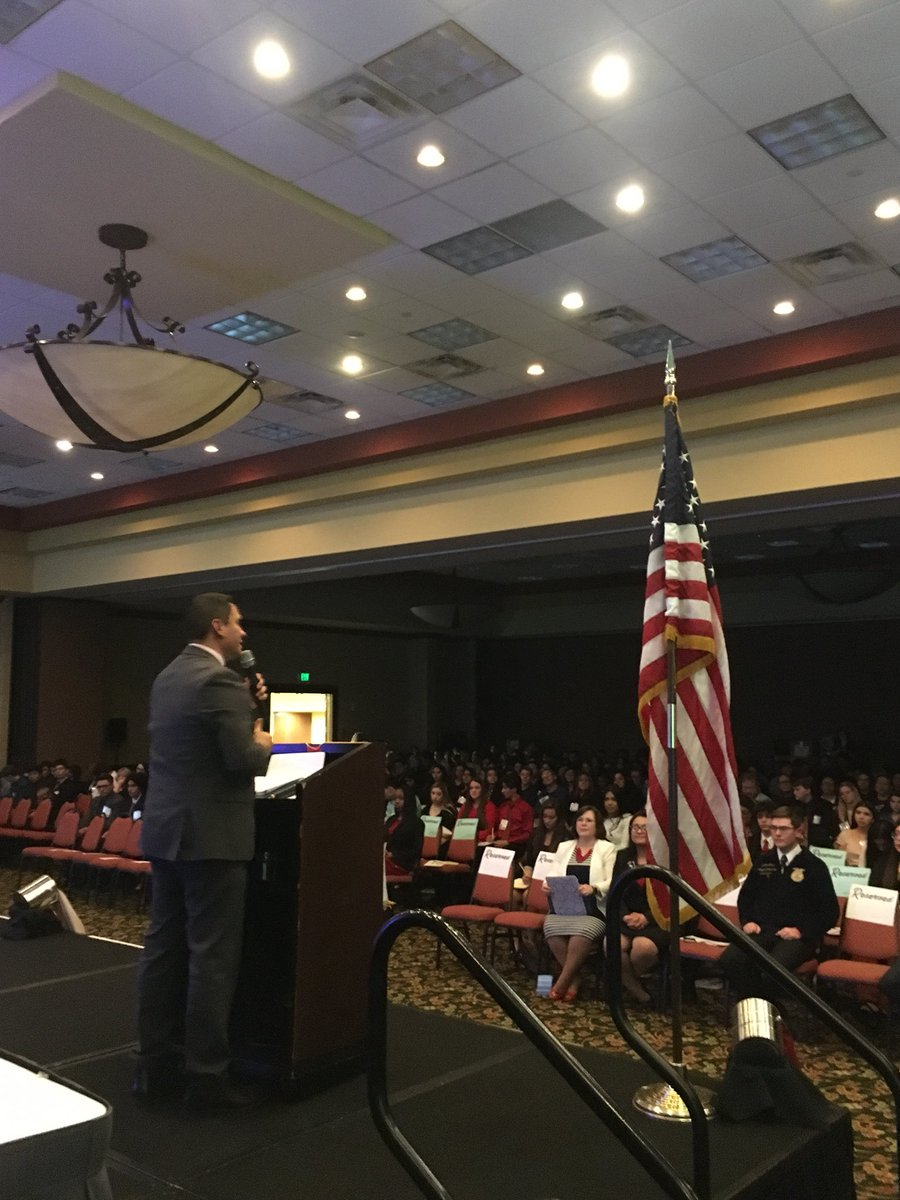 We have dynamic youth education organizations in NM, like Business Professionals of America,which is holding its state conference in ABQ now.They make our state and economy stronger, provide leadership & business skills & opportunities for great HS students. @National_BPA  #nmleg