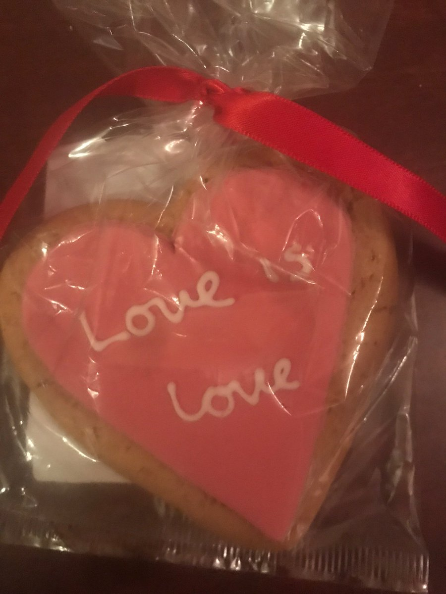 Late Valentine's treat to myself.  When I saw the message I bought one. (Reduced from £1.80 to 39p @waitrose)
