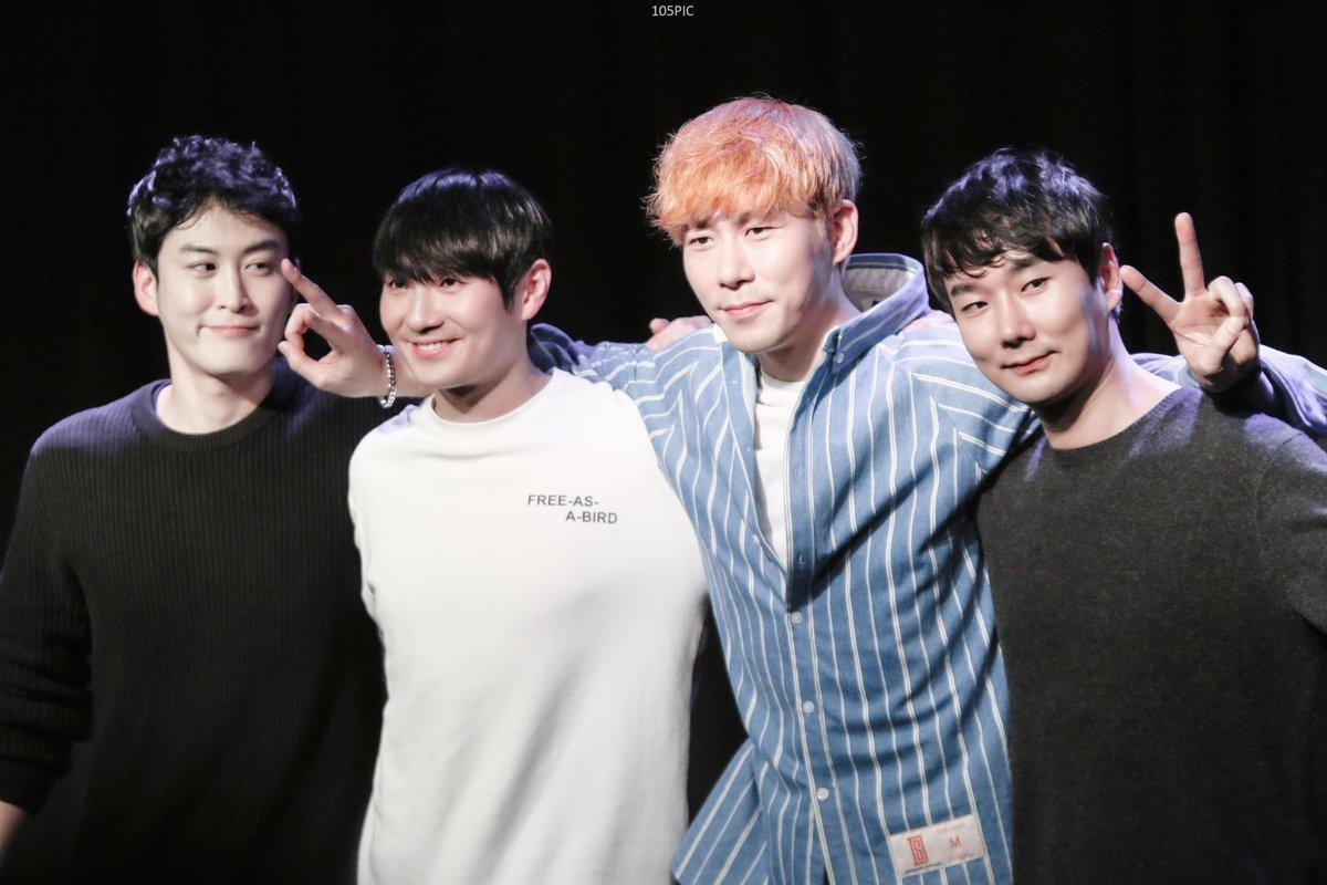 190211 뮤지컬 토크 콘서트 #오인하 #김대현 #박은석 #이이림 배우님  비클래스!
