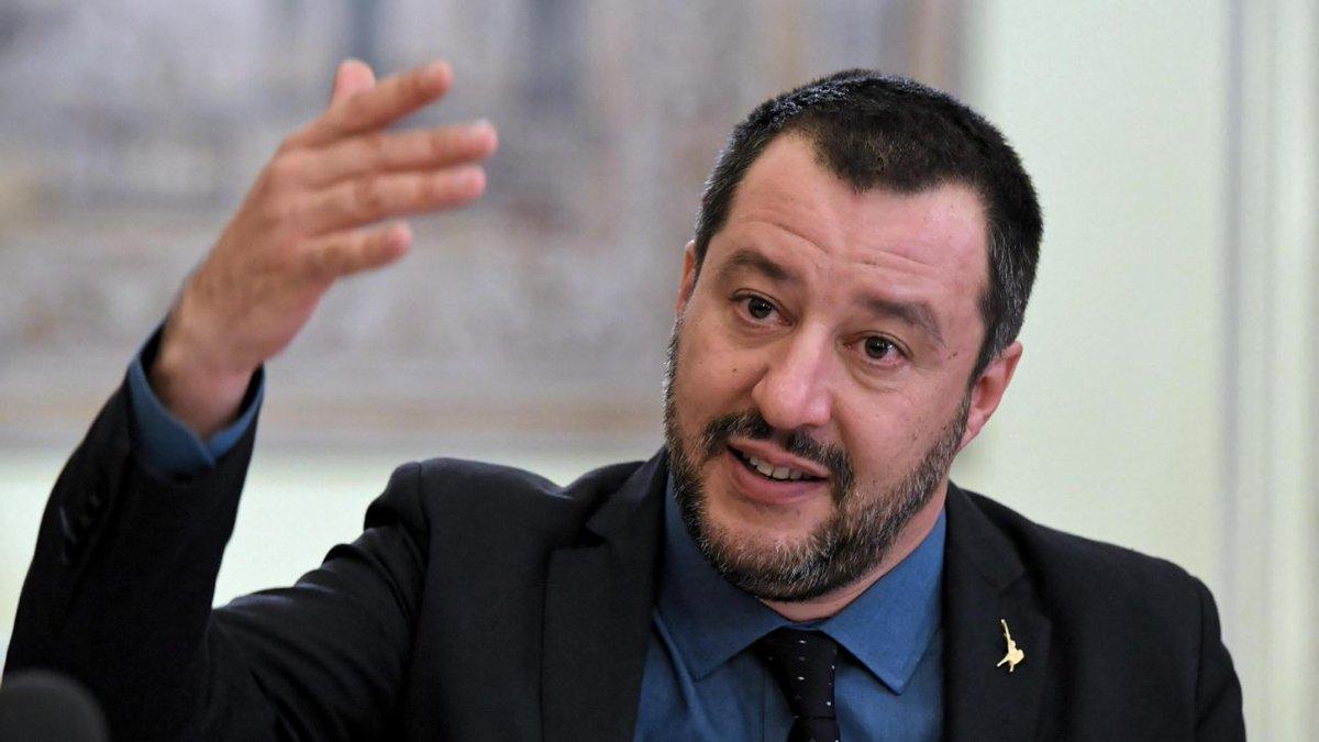 Caso Diciotti, lunedì consultazione online M5s su voto Salvini #Diciotti https://t.co/r3gs8E8a3O
