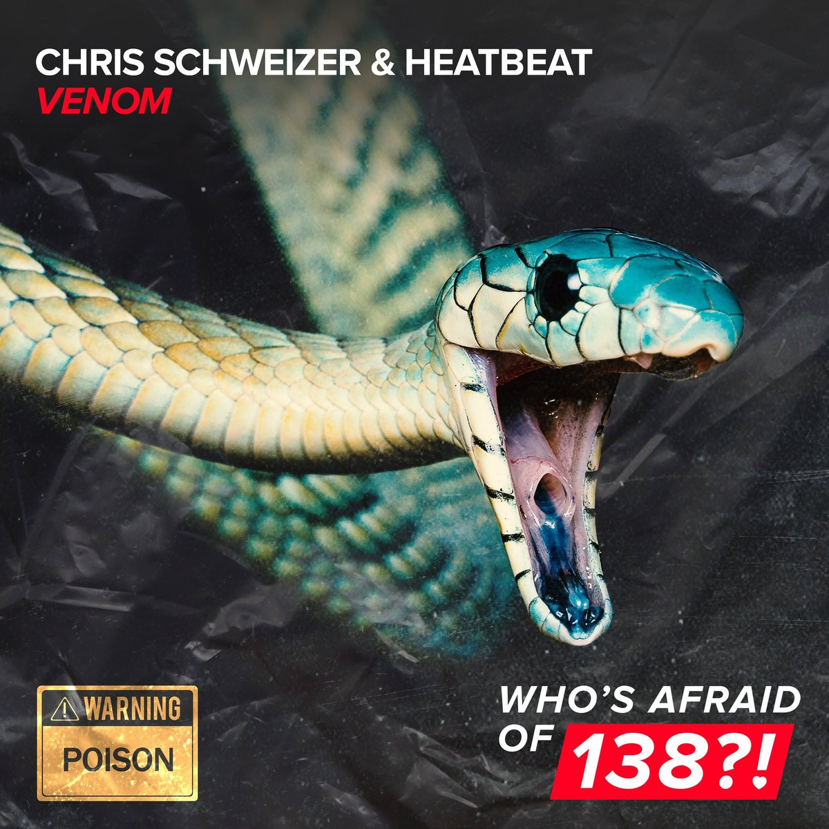 """Chris Schweizer & Heatbeat - Venom"" IS OUT NOW! 🔥 wao138223.lnk.to/Venom https://t.co/RJhpqxoOFQ"