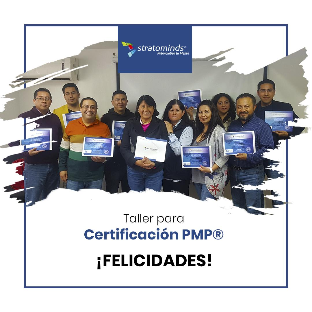 Cierre del Taller de Certificación #PMP 👏🎉 Gracias por confíar en nosotros para llevar a cabo su capacitación. Les deseamos un enorme éxito. ¡Muchas Felicidades ! 🎉  👩🎓👨🎓2⃣0⃣1⃣9⃣  #TallerStratominds #Direcciondeproyectos #Business #PMI