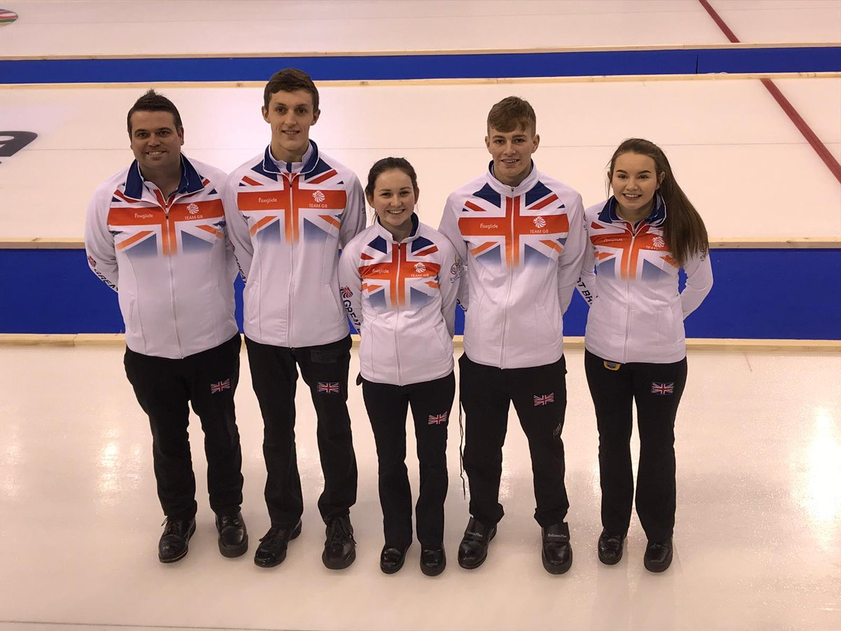 It was a golden end to Team GB's European Youth Olympic Festival in Sarajevo 🥇  Read about our curling dominance and the rest of the action as EYOF comes to a close  ➡ https://t.co/YSr7PsgCCG  #Sarajevo2019  #EYOF2019