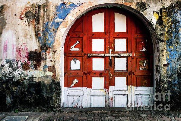 New artwork for sale! - Doors of India - Garage Door
