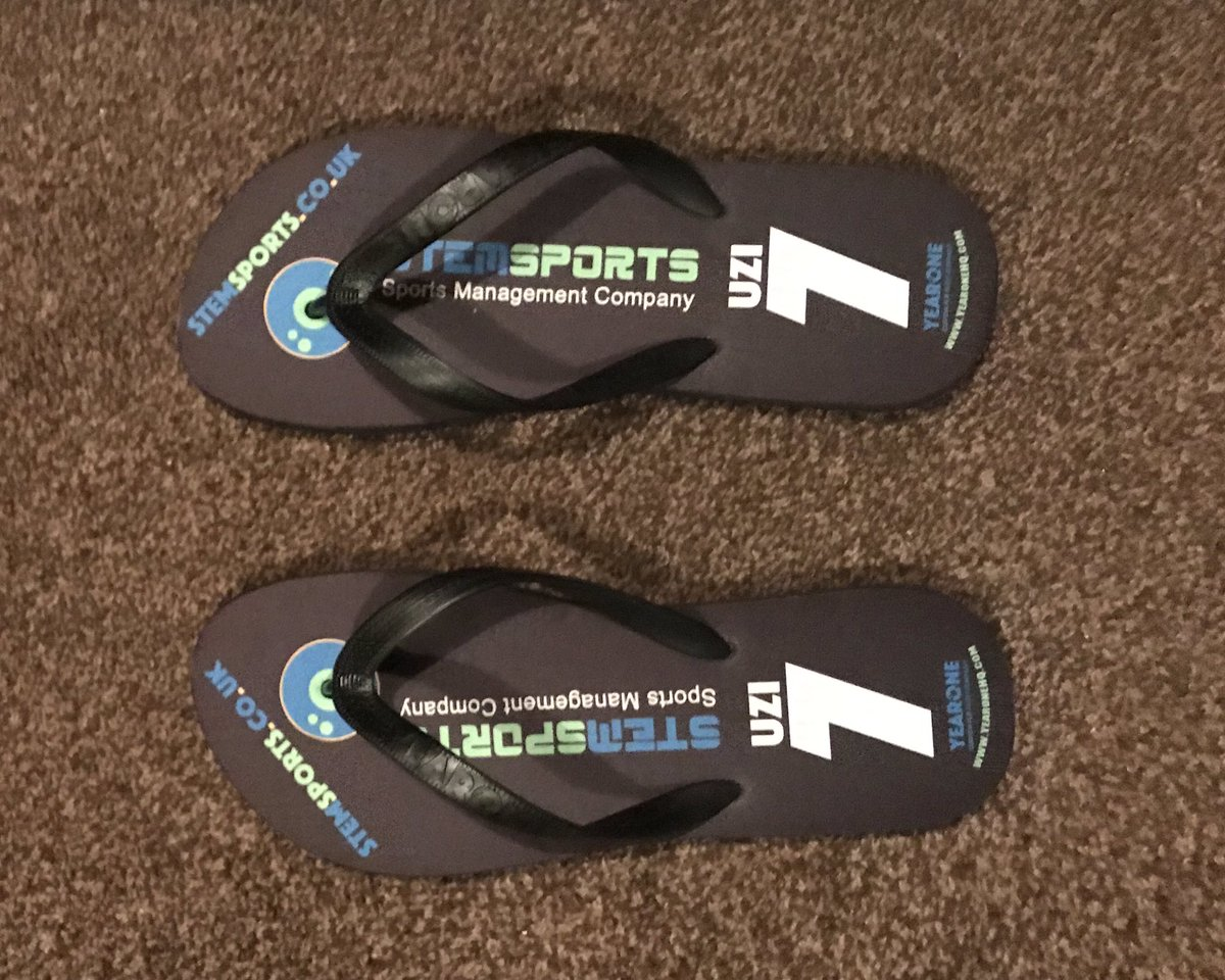 d1ef9d10cd2c Yearone Custom Flip Flops and Stem Sports