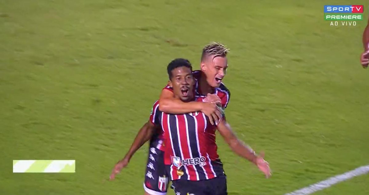 Botafogo-SP representando!  #RBBxBOT #NossoFutebol