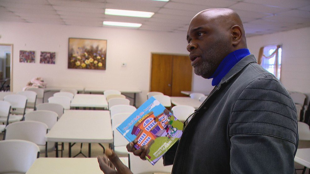Asheville author says children's book about bullying draws from his own painful experience #avlnews  https://t.co/fX5WjnbD4d