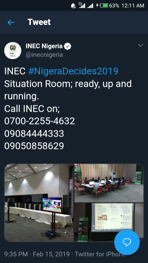 INEC CAN'T EVEN SPELL NIGERIA