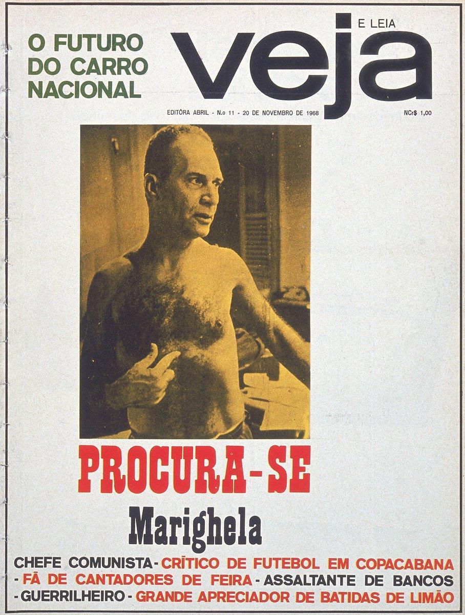 Image result for marighella capa veja