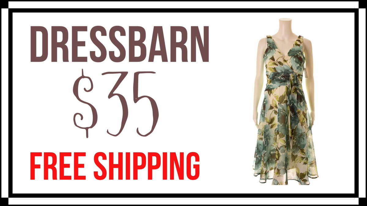 DRESSBARN dress available on Modaville ❤️ #modaville #thriftstore #thrift #woman #women #onlineshopping #style #moda #fashionblogger #fashionaddict #mode #consignment #womensfashion #udseclothes #womenstyle #onlinestore #secondhandfirst #designerdeals #shoppingonline #fashionable