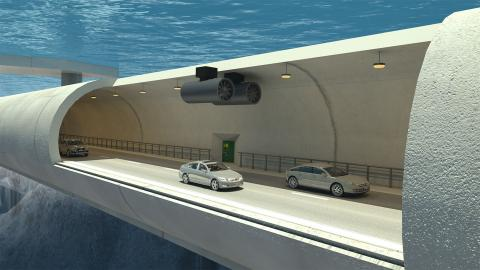 World's first 'floating tunnel' proposed in Norway https://t.co/e0K3AJZta7
