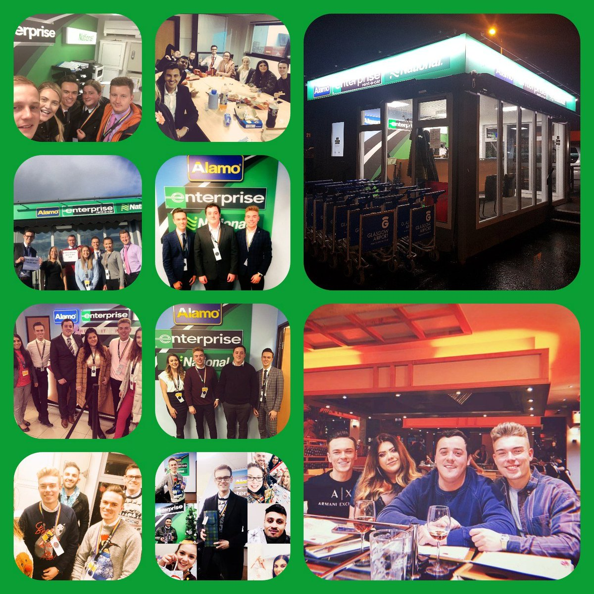 ADIOS!!!!! Last day with the dream team at SC21 today! What a 9 months it's been! Gutted to be leaving you all but looking forward to the new challenge ahead at Hamilton. Home City, here I come! #ERACScotland #rotationdate #nomoreairport #newchallenge