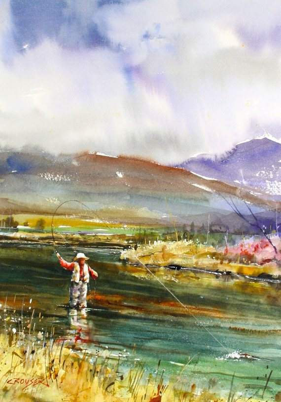 This one reminds me of my brothers who are fly fishermen. Check this out and so much more from DeanCrouserArt using this link &gt;&gt;  https://www. etsy.com/listing/553498 93/trout-fishing-watercolor-print-fish-art &nbsp; …   #flyfishing #art #Watercolor #etsy<br>http://pic.twitter.com/sj5yQkiF42