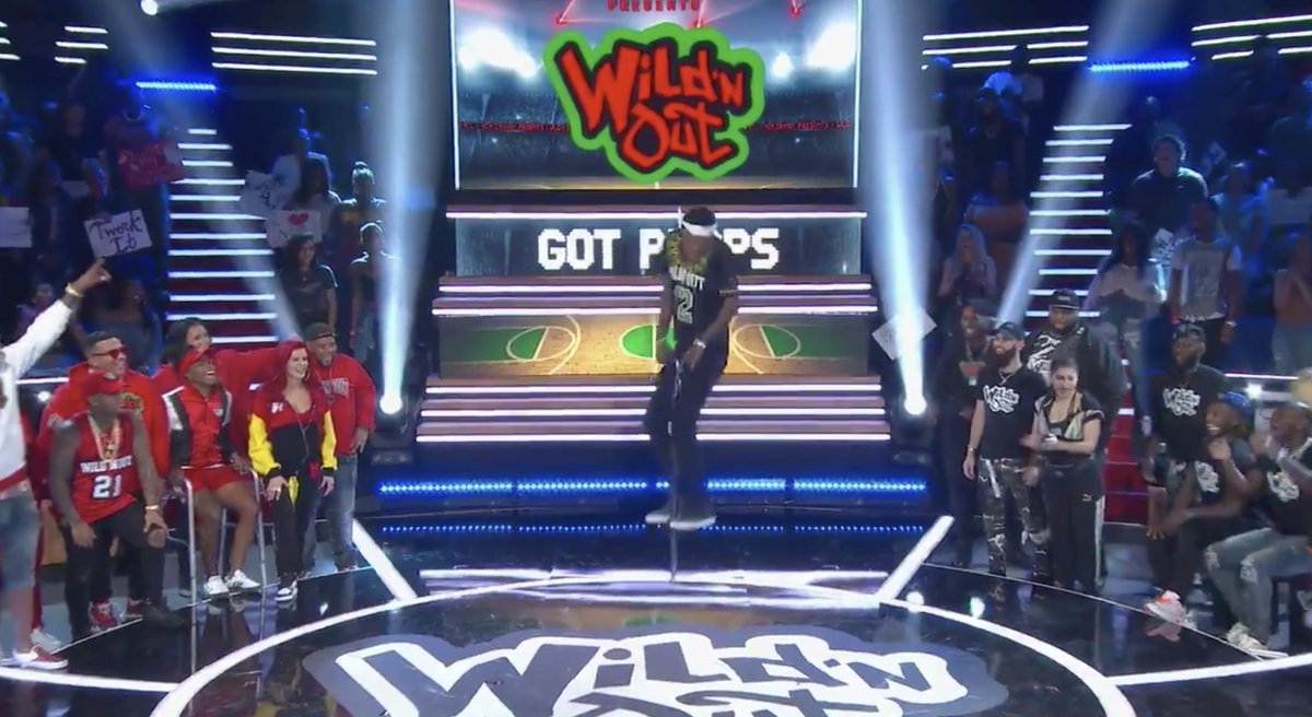 New episodes of #WildNOut start right now 🔥