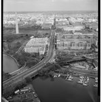 For #FedBldgFridays check out these modern and historic aerial shots of the Liberty Loan Federal Building, which has housed @USTreasury organizations throughout its history. Today, it hosts @FiscalService. https://t.co/Nsdw5pniWy #architecture