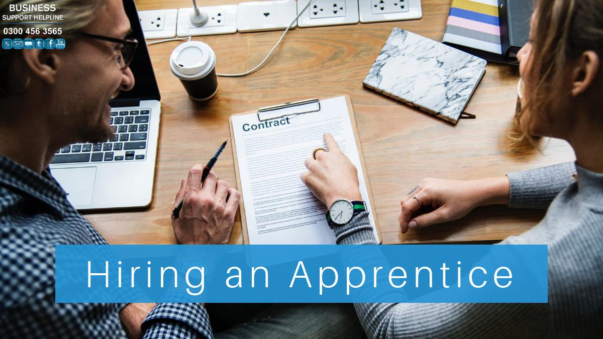 Employing an apprentice can be great for your business. If you're in England, you can get government funding to cover some of the cost of training and assessing an apprentice. Find out more> https://t.co/SdCN3Xs6Te  #BSHelpline