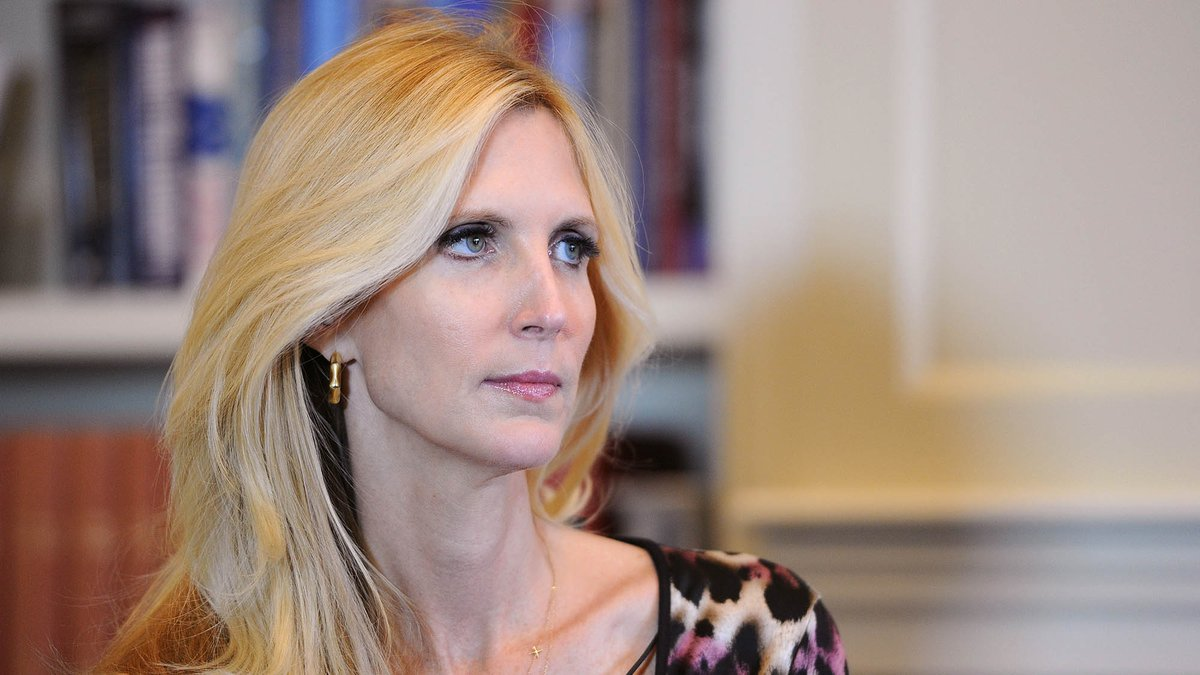 Ann Coulter Attacks Trump For Cowardly Backing Down From Full On Race War https://trib.al/zoGgHs0