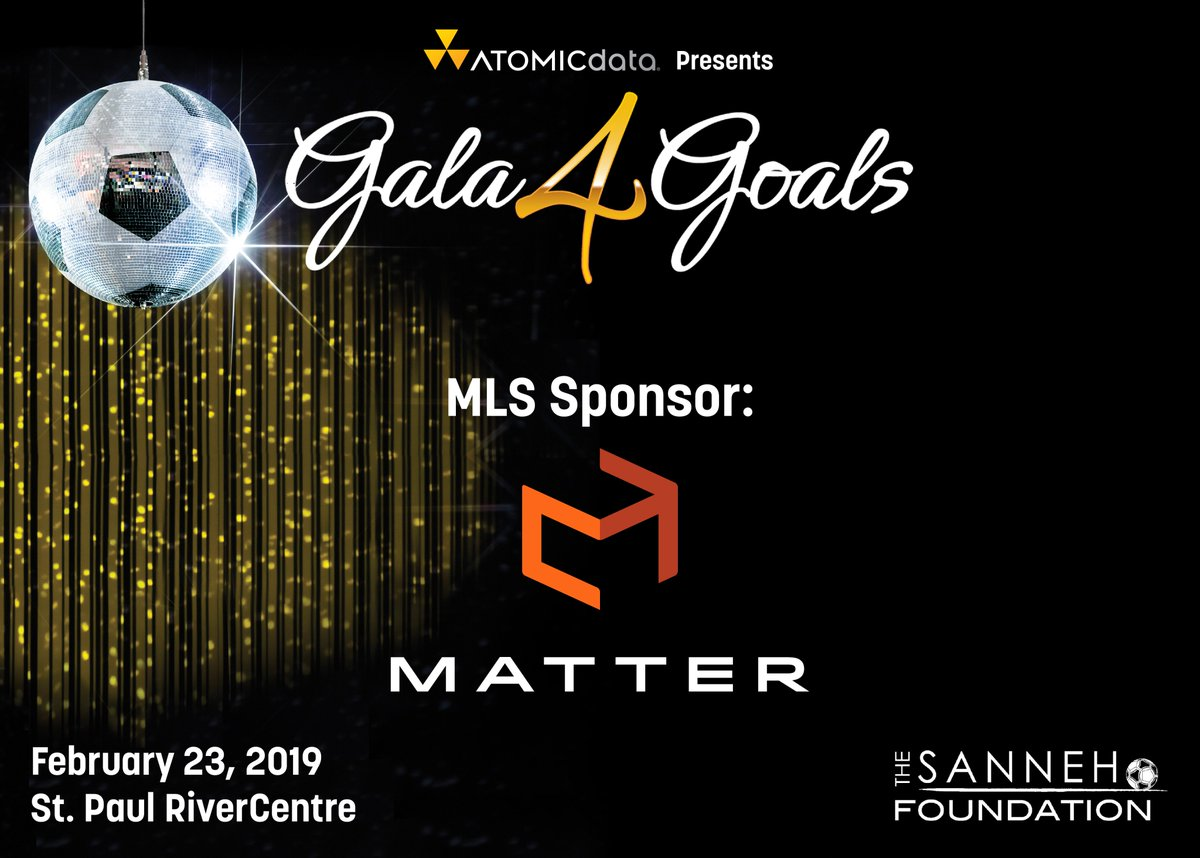 test Twitter Media - Thank you @MATTER_ngo for their MLS Sponsorship Level at Gala4Goals 2019! #Gala4Goals https://t.co/gjW46muUdn