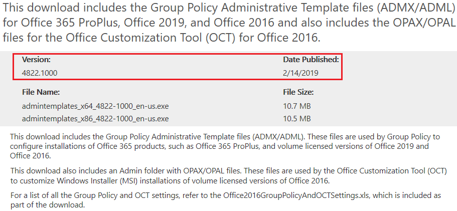 👉📥Download Administrative Template files (#ADMX/#ADML) and