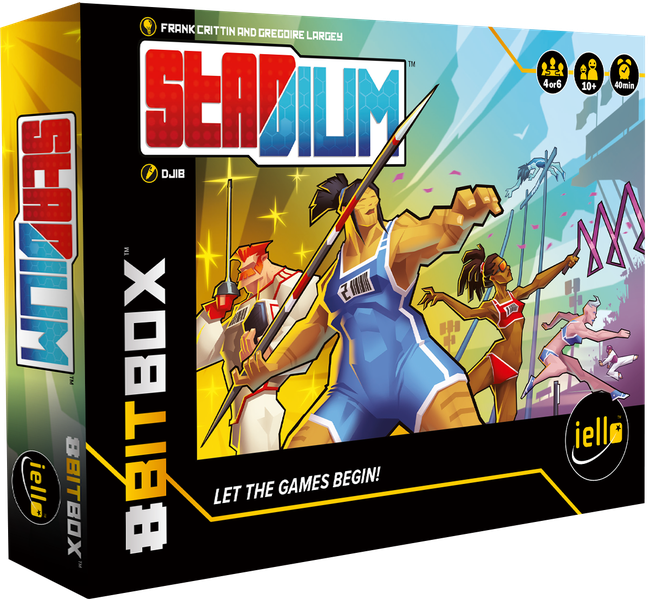 Play 8Bit Box: Stadium to the music of John Williams? You can if you