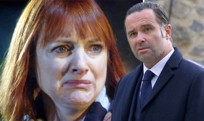 Nicola King to exit #Emmerdale with Graham Foster in double twist? #ITV https://t.co/JfKzbR2bqQ