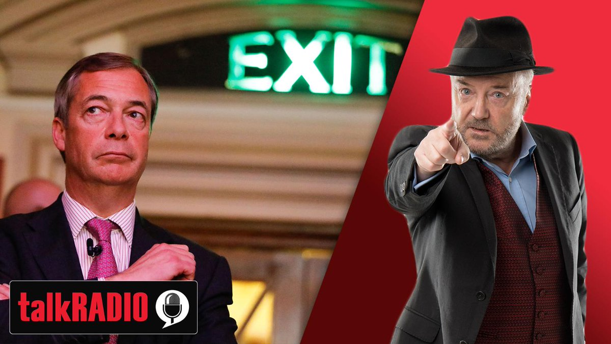 Image result for galloway and farage