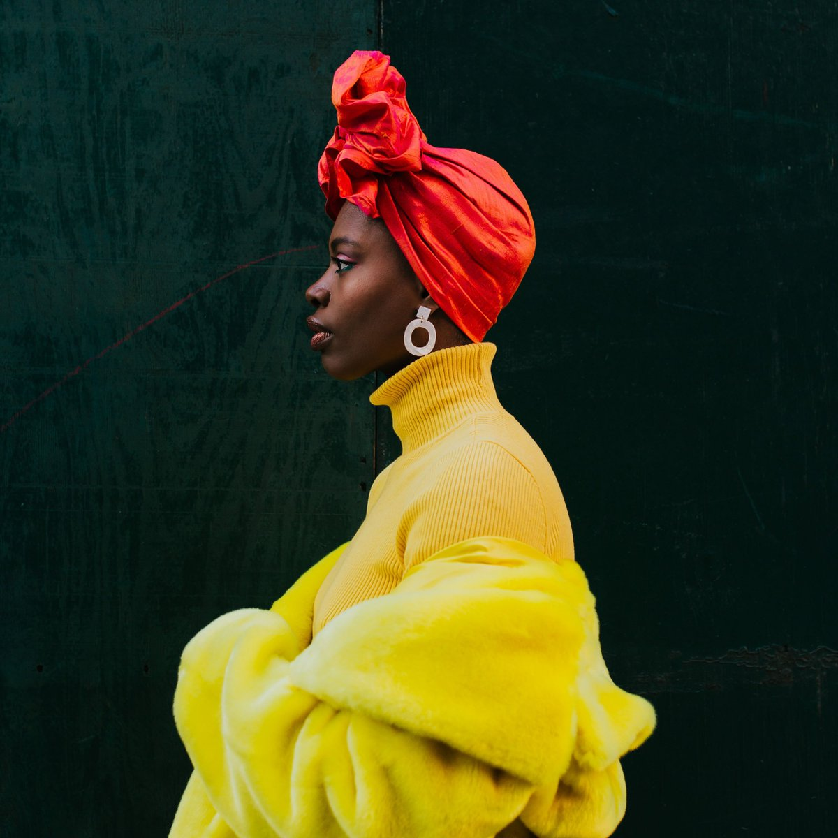 Today on our story: creative director @FindingPaola stands tall in her signature headwraps. #BlackHistoryMonth https://www.instagram.com/p/Bt6gc2MAtAN/