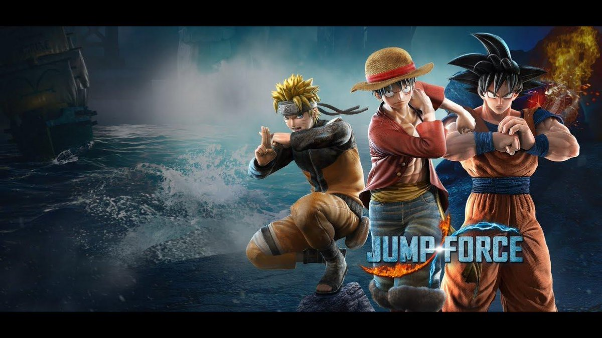 THE GAMING CRAZE's photo on Jump Force