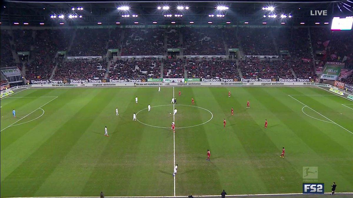 FOX Soccer's photo on Augsburg