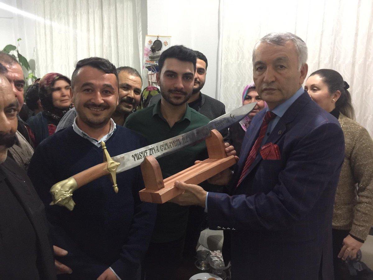 Bu akşam Mehmet ŞENOL kardeşimize misafir olduk. Komşularına ve ev sahibimize misafirperverliklerinden dolayı teşekkür ediyorum.