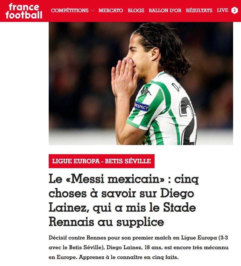 Raza Deportiva's photo on France Football