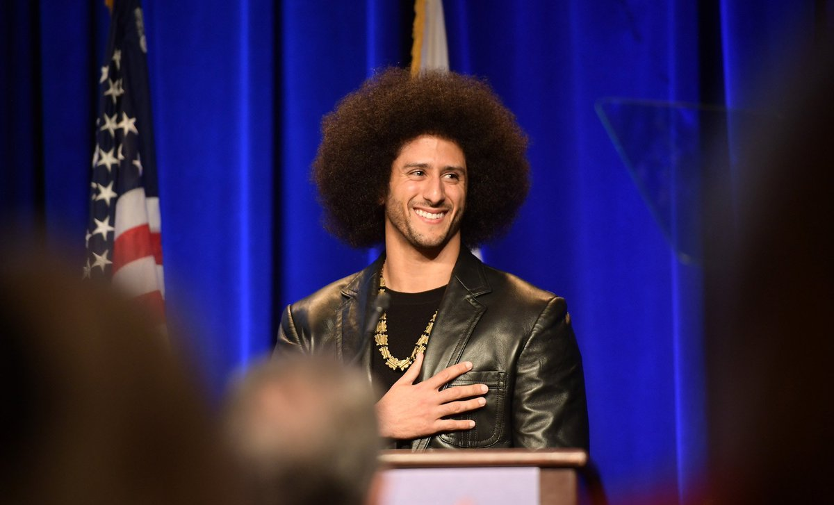 Colin Kaepernick settles collusion case with NFL: http://deadsp.in/xuuYvYX