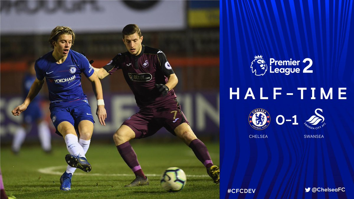 Gallagher went closest for the Blues with a shot headed clear off the line but it's been a familiar feeling of frustration at home for #CFCDEV  so far.