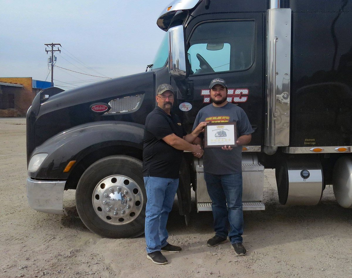Congratulations to our Orientation Honor Roll recipient in Columbia, SC, Kyle Medina! He is a graduate of Truck Driver Institute, Inc.  #orientation #graduationday #honorroll #blackandchrome
