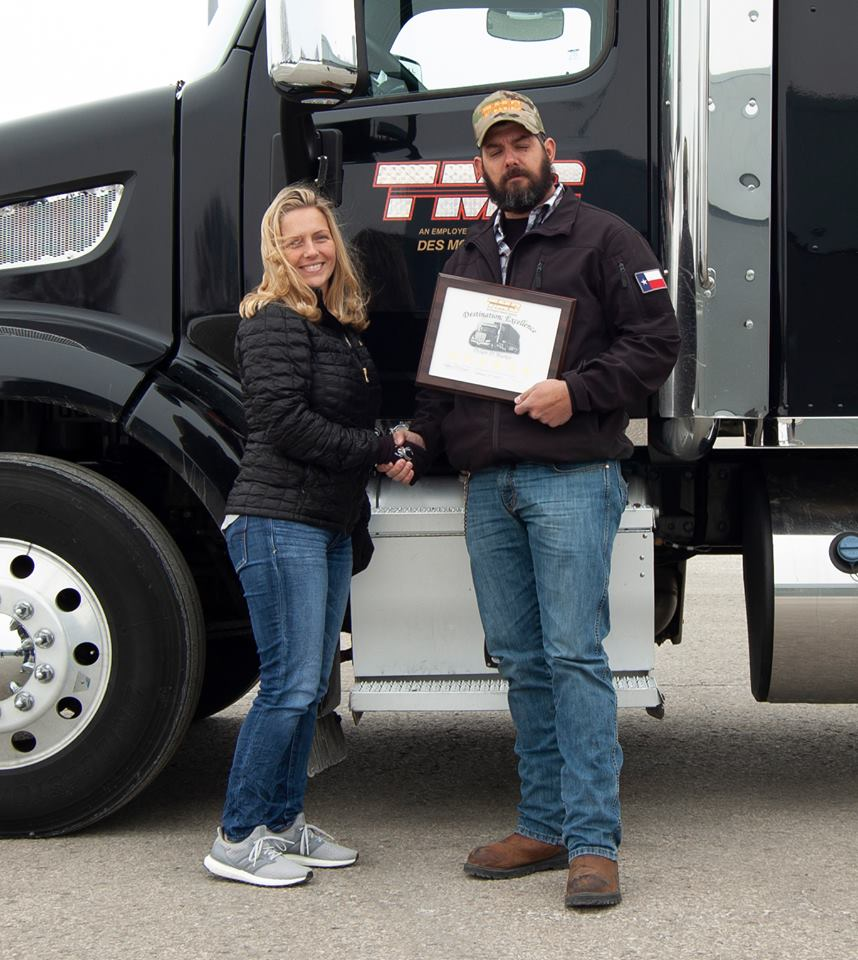 Congratulations to our Orientation Honor Roll recipient in Des Moines, IA, Dylan Marter! He is a graduate of Troops into Transportation.  #orientation #graduationday #honorroll #blackandchrome