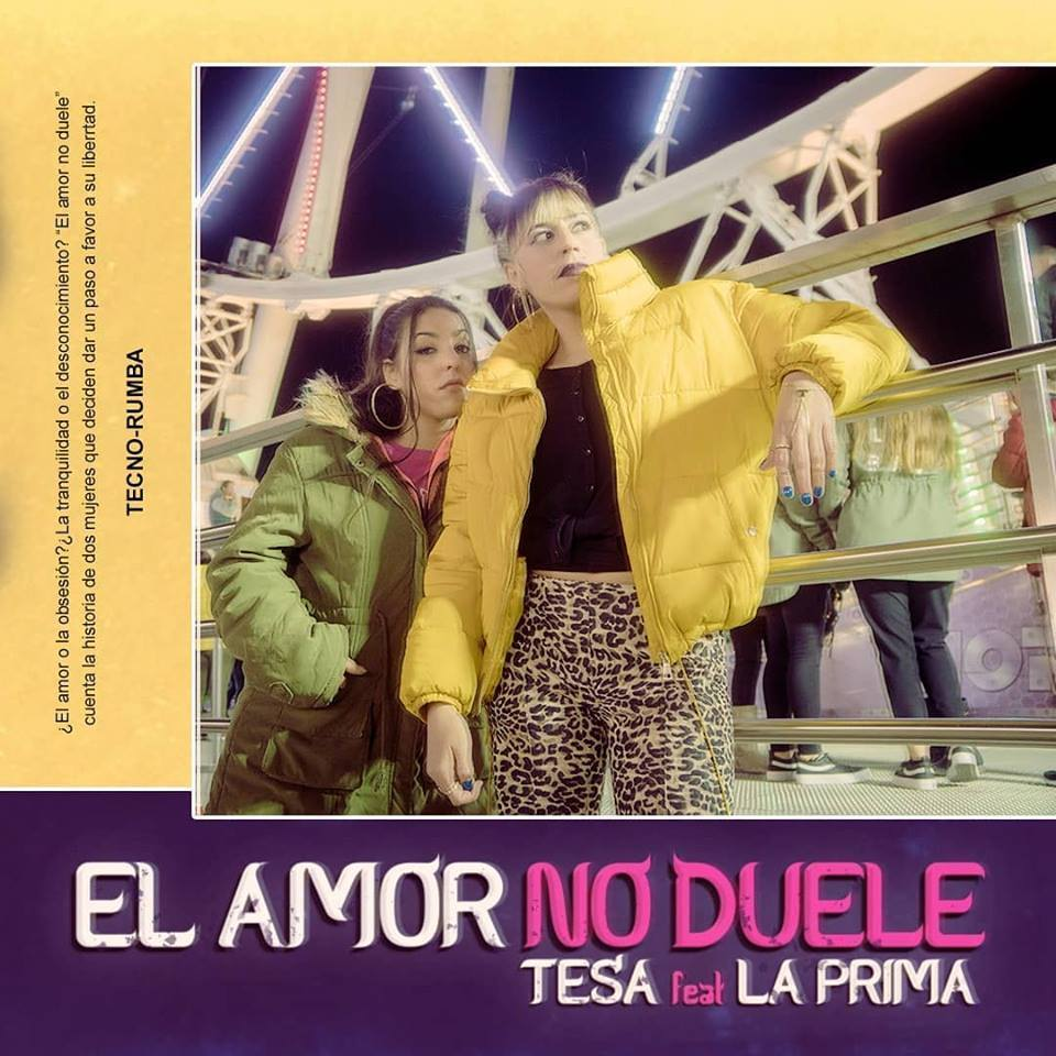 TESA - El amor no duele feat La Prima (ATOMIC STUDIO, MDMAmusic) [Videoclip] @TesaAltesa @MacheteEnBoca @LaPrimaVlcrap http://funkmamma.com/tesa-el-amor-no-duele-feat-la-prima-atomic-studio-mdmamusic-videoclip/…