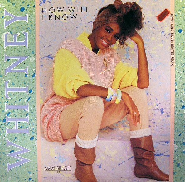 On This Day in the 80's's photo on #WhitneyHouston