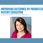 "Image for the Tweet beginning: ""Education empowers patients to improve"